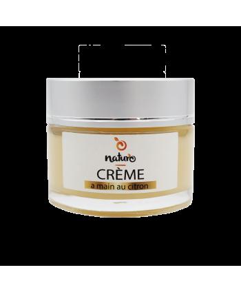 crème a main au citron